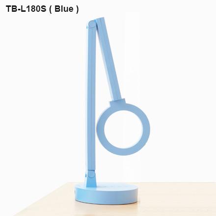 TB-L180S-Blue Đèn bàn hàn quốc màu Xanh dương giá rẻ nhất