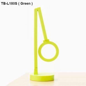 Đèn bàn Hàn Quốc giá rẻ TB-L180S-Green. màu Xanh lá