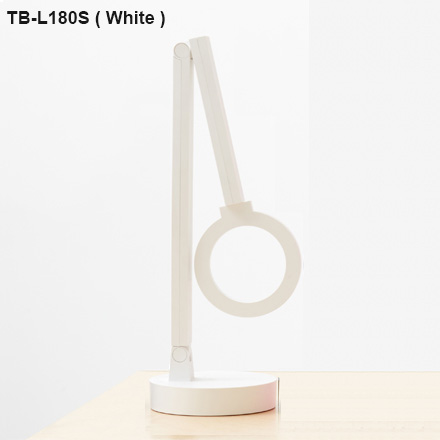 TB-L180S White Đèn bàn Hàn Quốc giá rẻ nhất. màu Trắng