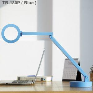 TB-180P-Blue Đèn bàn LED chống cận Hàn Quốc CogyLight màu Xanh dương
