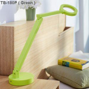 TB-180P-Green. Đèn bàn LED Bảo vệ thị lực CogyLight Hàn Quốc
