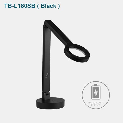 cogylight_TB-180SB-Black Đèn bàn tích điện Hàn Quốc giá rẻ nhất