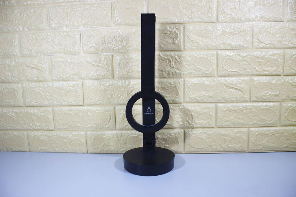Đèn bàn Hàn Quốc màu đen